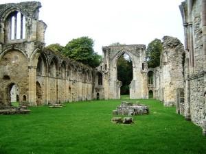 Netley Abbey, Southampton